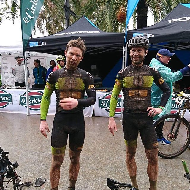 Andalucia Bike Race – 3 down 3 to go…